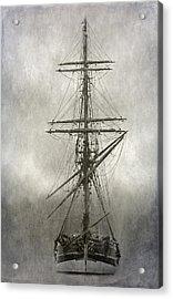 Lady Washington Acrylic Print by Angie Vogel