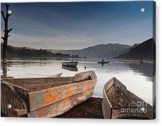 Lago Atitlan Acrylic Print