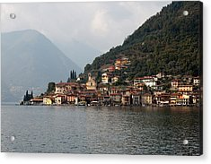 Lago D'iseo Acrylic Print by Andre Goncalves