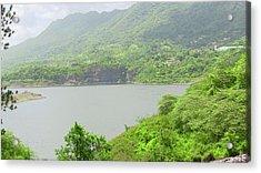 Lago Toa Vaca Acrylic Print