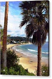 Acrylic Print featuring the photograph Laguna Beach 2 by Joanne Coyle