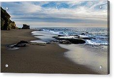 Laguna Beach Acrylic Print by Tammy Gann