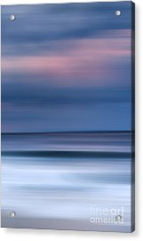 Laguna Hues - 3 Of 3 Acrylic Print