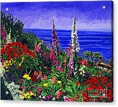 Laguna Niguel Garden Acrylic Print