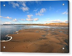 Lahinch View Acrylic Print by John Quinn