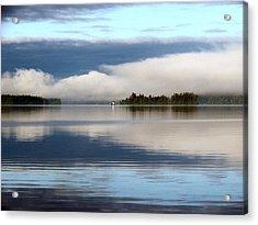 Lake Cobb'see Acrylic Print