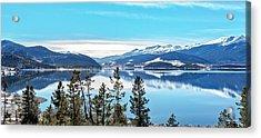 Lake Dillon Colorado Acrylic Print