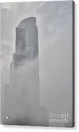 Lake Fog Acrylic Print