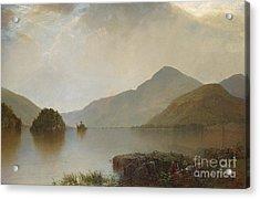 Lake George, 1869 Acrylic Print