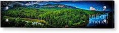 Lake Lure Acrylic Print