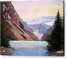 Lake Louise Acrylic Print
