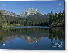Lake Manzanita Reflection Acrylic Print