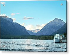 Lake Mcdonald Acrylic Print