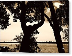 Lake Minnesota Acrylic Print