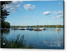 Lake Nokomis Minneapolis City Of Lakes Acrylic Print