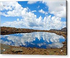 Lake Of The Sky Acrylic Print