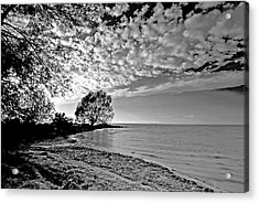 Lake Ontario. New York  Acrylic Print