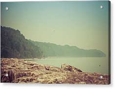 Acrylic Print featuring the photograph Lake Park Port Washington by Joel Witmeyer