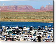Lake Powell Arizona Acrylic Print