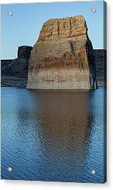 Lake Powell Monolith Acrylic Print
