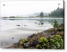 Lake Superior Acrylic Print