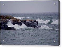 Lake Superiors Captivating Views Acrylic Print