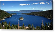 Lake Tahoe Emerald Bay Acrylic Print