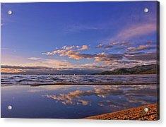 Lake Tahoe Evening Acrylic Print