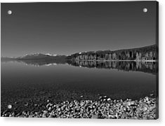 Lake Tahoe Reflections Acrylic Print