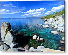 Lake Tahoe Summer Treasure Acrylic Print