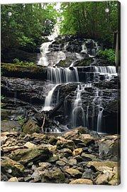 Lake Trahlyta Falls Acrylic Print