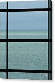 Lake View I Acrylic Print by Anna Villarreal Garbis