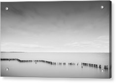 Lake Wellington Acrylic Print