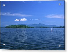 Lake Winnipesaukee Summer Day Acrylic Print