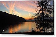 Lakeside Dreaming Acrylic Print