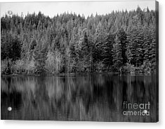 Lakeside Retreat Acrylic Print
