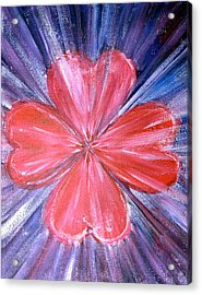 Lakshima Essence Acrylic Print