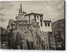 Lamayuru Monastery Acrylic Print