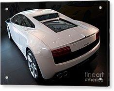 Lamborghini Gallardo Lp550-2 Acrylic Print