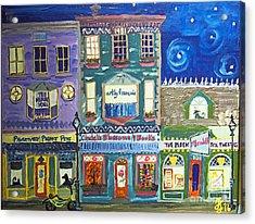 Lamothe Street Acrylic Print