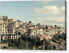Lanciano - Abruzzo - Italy  Acrylic Print