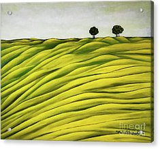 Land Of Breather Acrylic Print