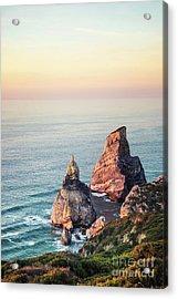 Land Of Eternal Sunset Acrylic Print