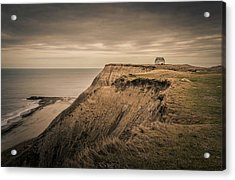 Acrylic Print featuring the photograph Land's End by Odd Jeppesen