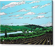 Landscape 108 Acrylic Print