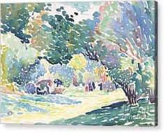 Landscape, 1904 Acrylic Print
