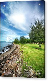 Acrylic Print featuring the photograph Landscape 2 by Charuhas Images