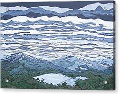 Landscape 381 Acrylic Print
