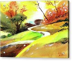 Landscape 6 Acrylic Print