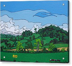 Landscape 63 Acrylic Print